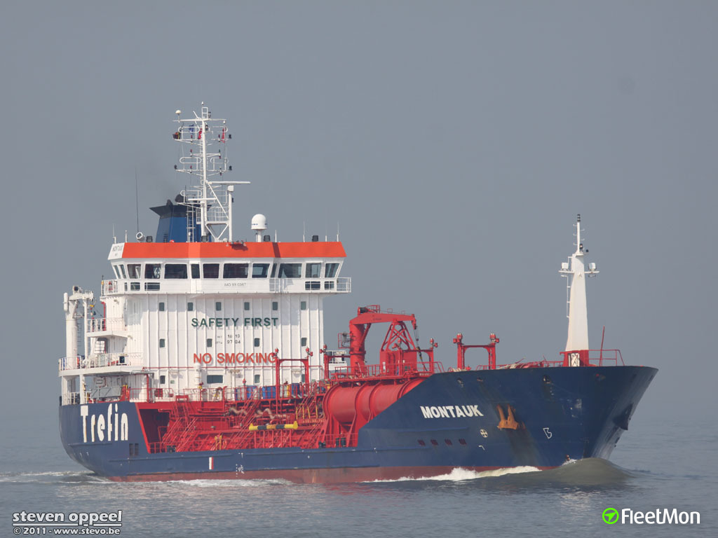 Vessel AFRICAN CHASER