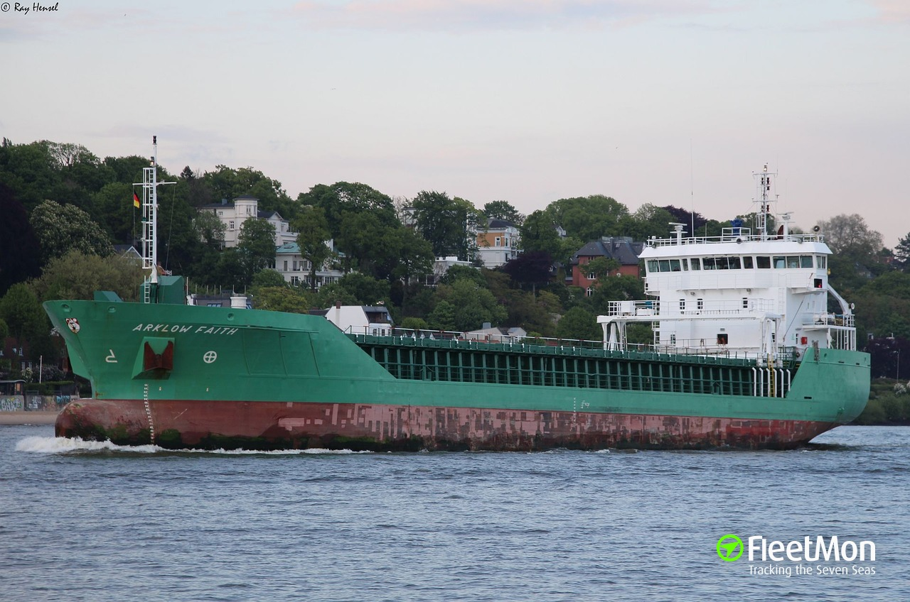Vessel ARKLOW FAITH