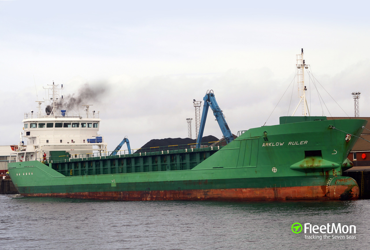 Vessel ARKLOW RULER