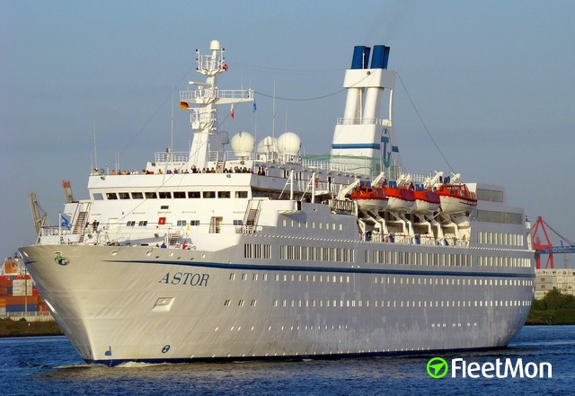 Photo of the vessel ASTOR from FleetMon.com