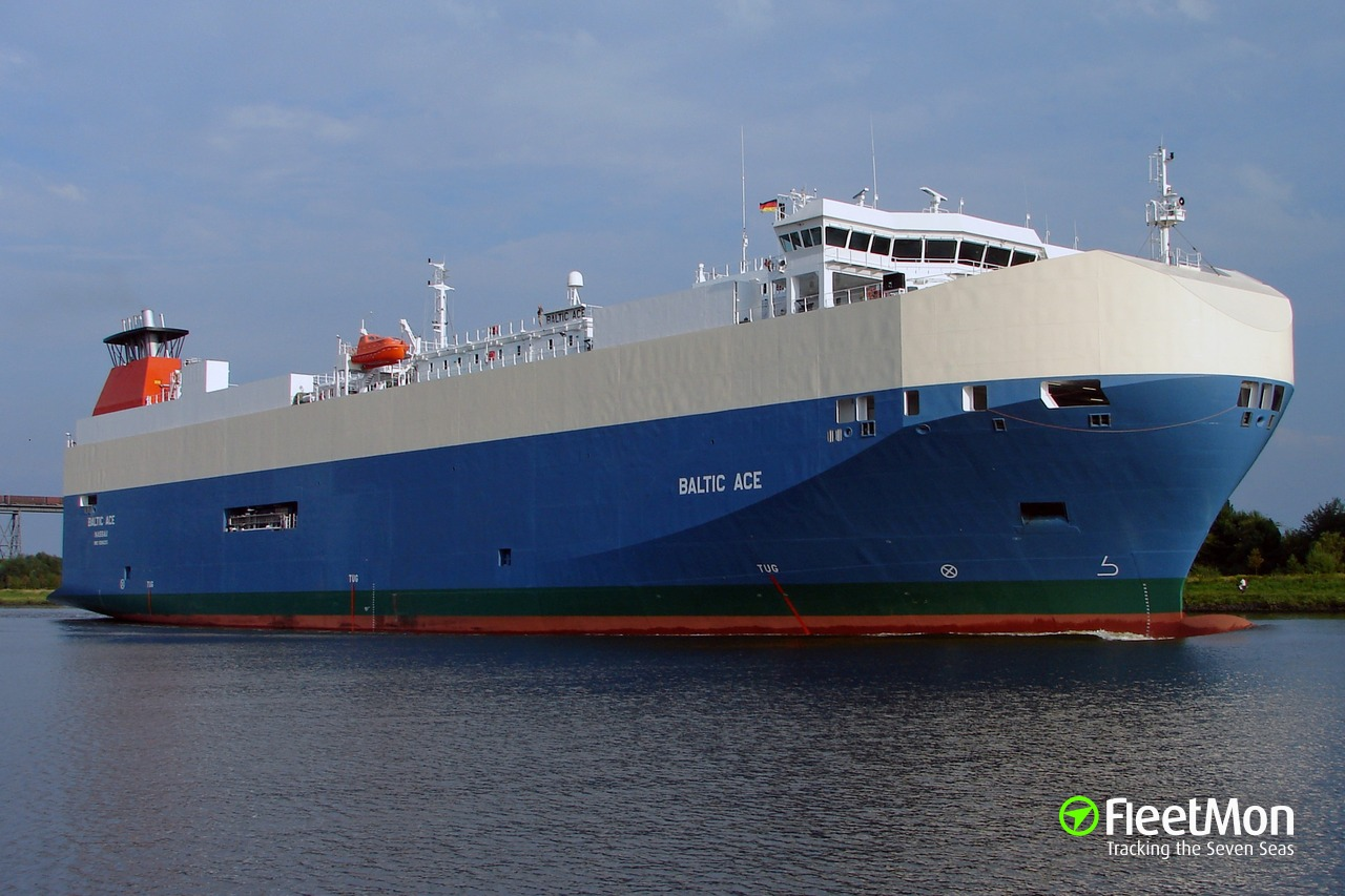 Vessel BALTIC ACE