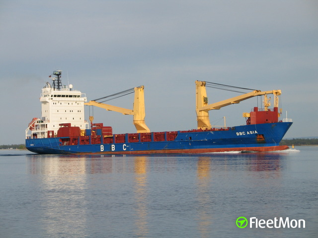 Photo of the vessel BBC ASIA from FleetMon.com