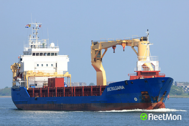 Photo of the vessel BBC BULGARIA from FleetMon.com