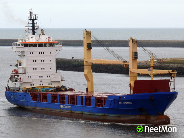 Photo of the vessel BBC DENMARK from FleetMon.com