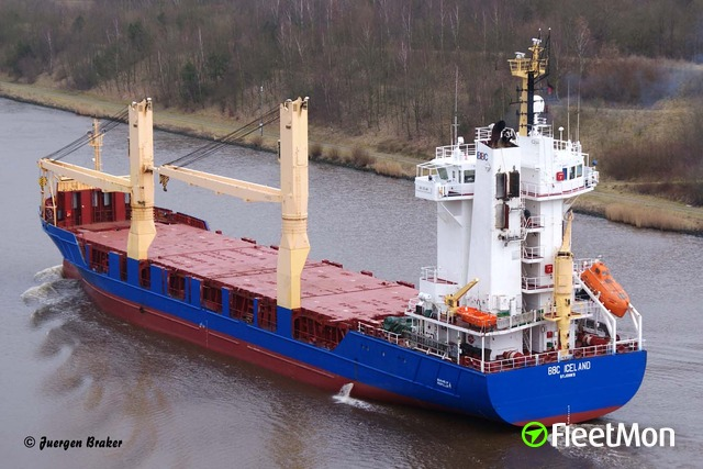 Photo of the vessel BBC ICELAND from FleetMon.com
