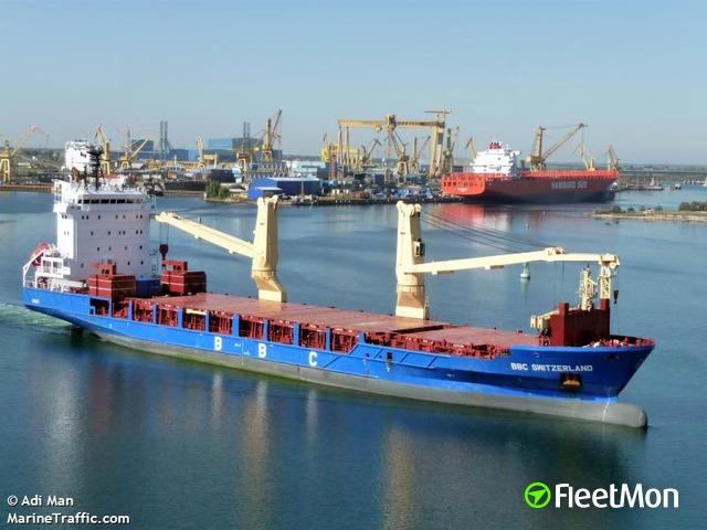 Photo of the vessel BBC SWITZERLAND from FleetMon.com