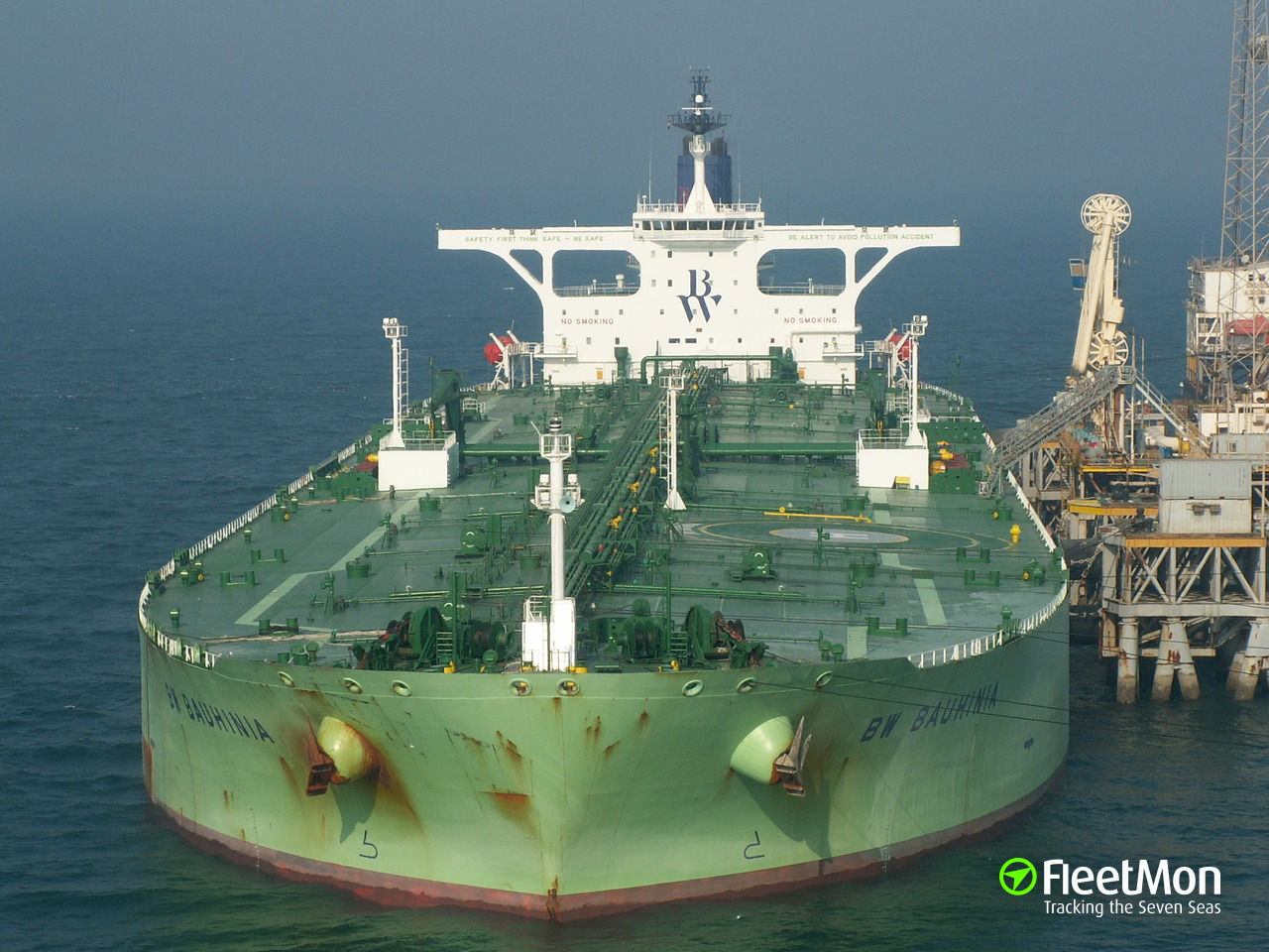 Bw Bauhinia Oil Tanker Ship Particulars And Ais