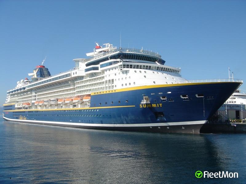 GTS Celebrity Summit Celebrity Cruises - Seascanner.com
