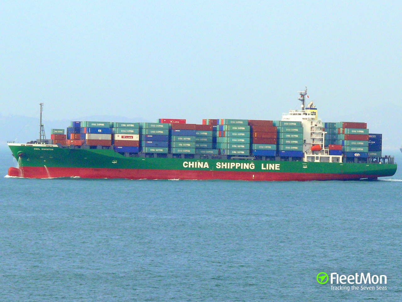 CSCL KINGSTON