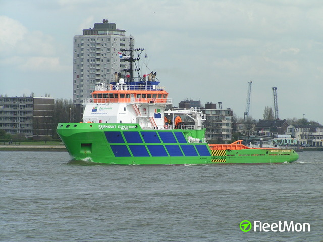 Photo of the vessel FAIRMOUNT EXPEDITION from FleetMon.com