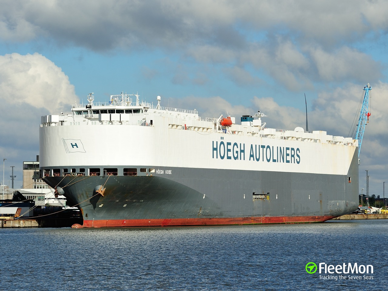 Vessel HOEGH KOBE