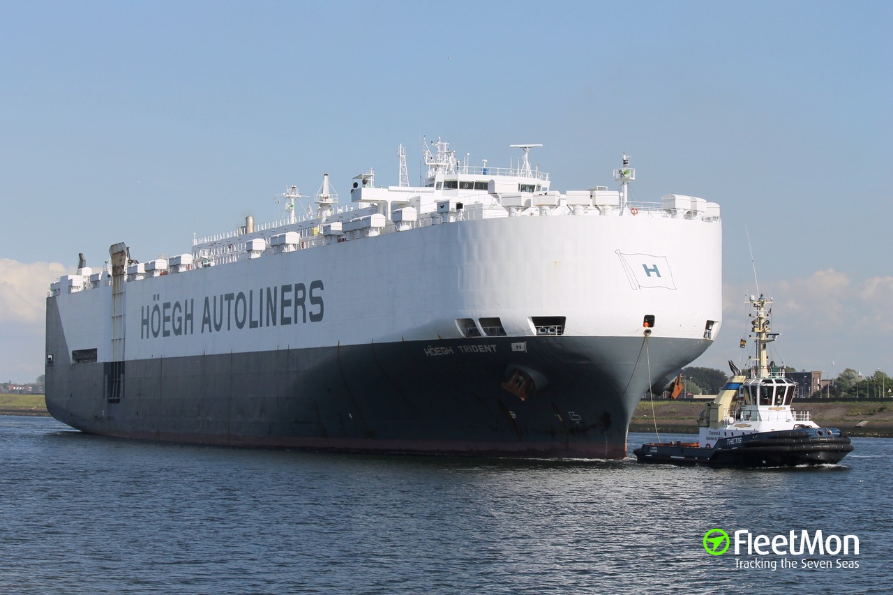 Vessel HOEGH TRIDENT