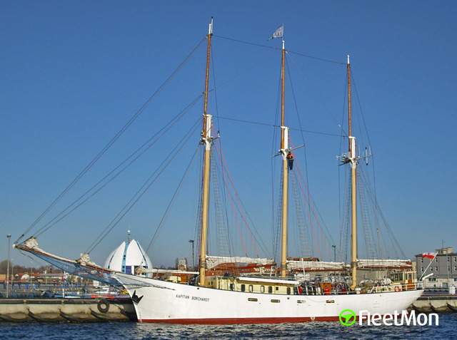 Photo of the vessel KAPITAN BORCHARDT from FleetMon.com
