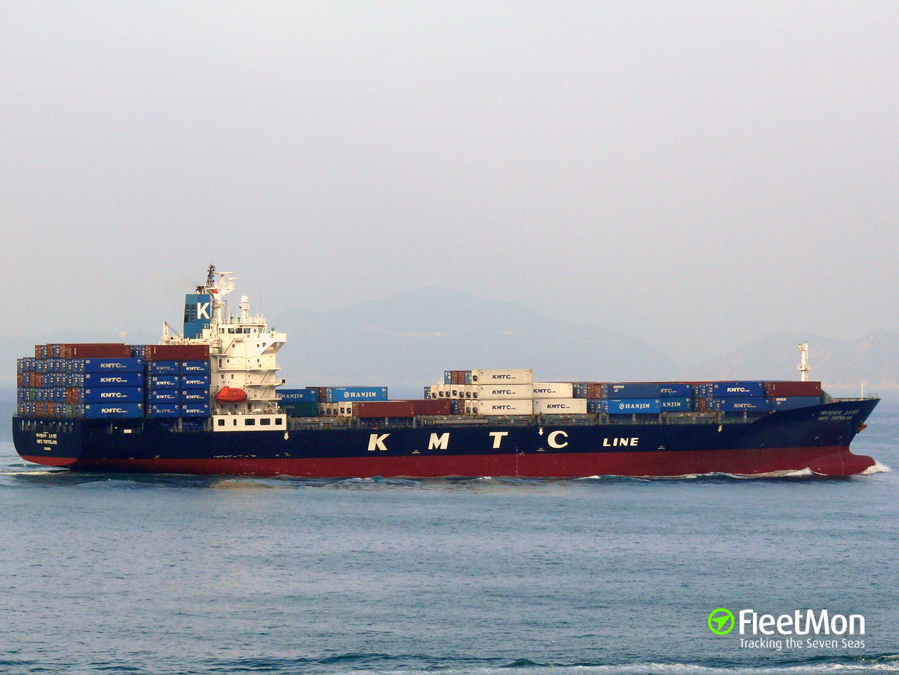 Vessel KMTC PORT KELANG