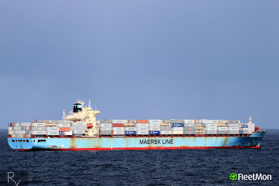 Vessel MAERSK WYOMING