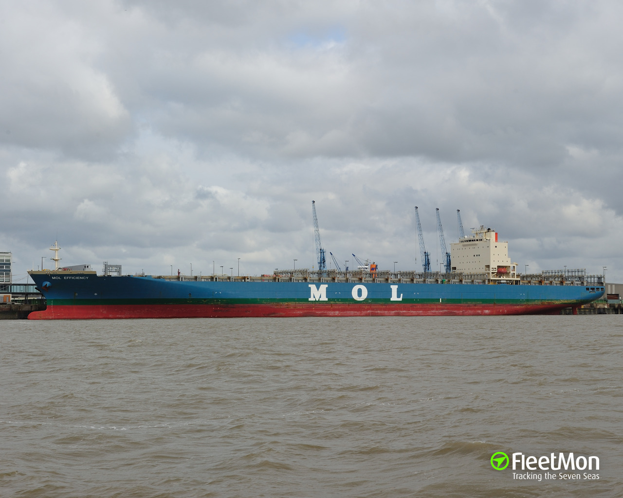 Vessel MOL EFFICIENCY
