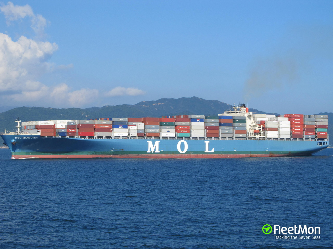 Vessel MOL MANEUVER
