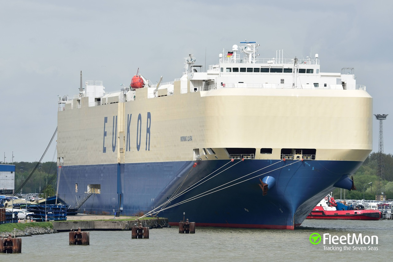 Morning Clara Vehicle Carrier Ship Particulars And Ais