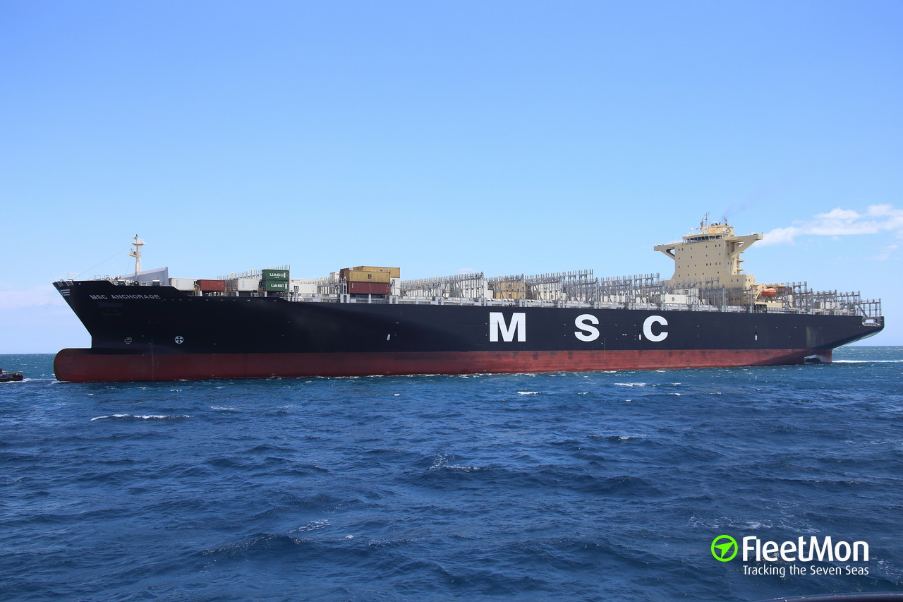 MSC ANCHORAGE