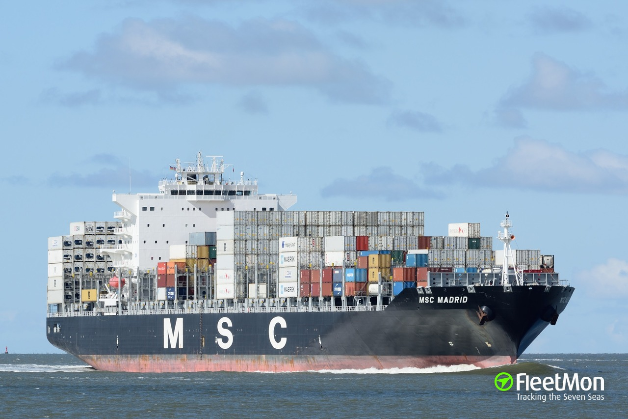 MSC MADRID