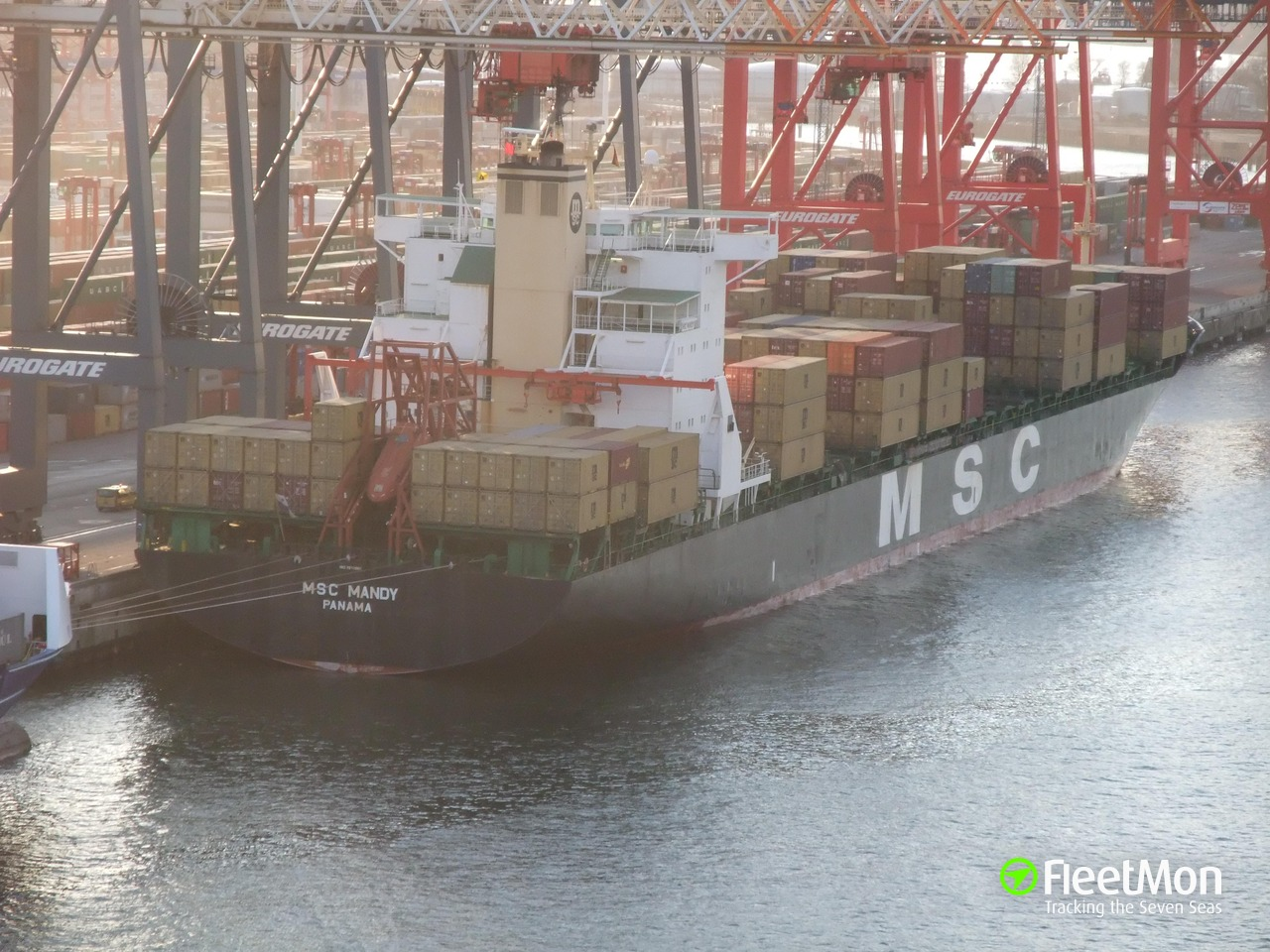 Vessel MSC MANDY