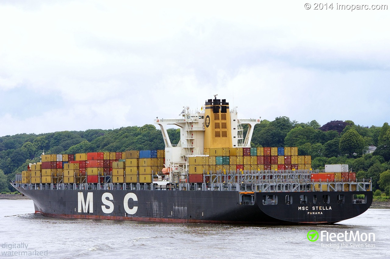 Vessel MSC STELLA