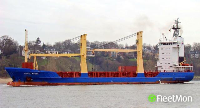 Photo of the vessel MV SKAFTAFELL from FleetMon.com