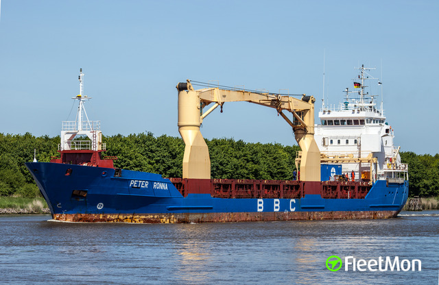 Photo of the vessel PETER ROENNA from FleetMon.com