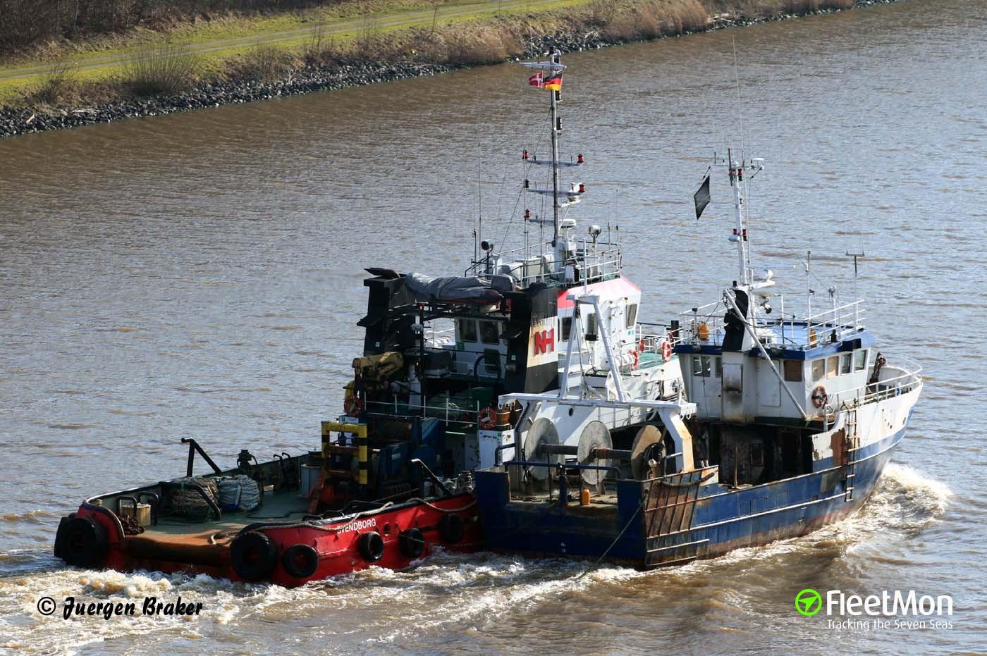 Photo of SALTVIK (MMSI: 265639120, Callsign: SIMB) taken by ...