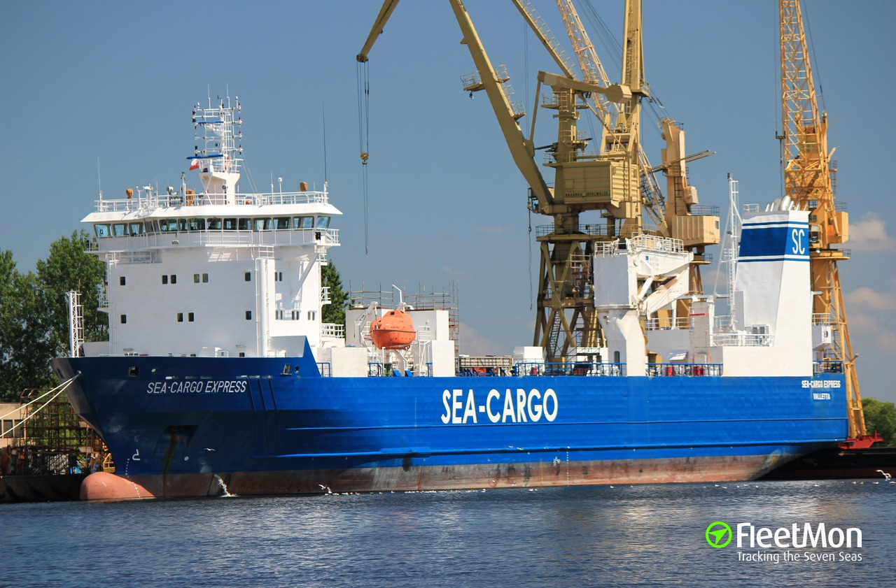 Vessel SEA CARGO EXPRESS
