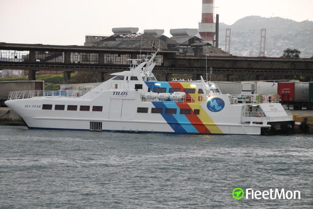 Bild der SEA STAR von FleetMon.com