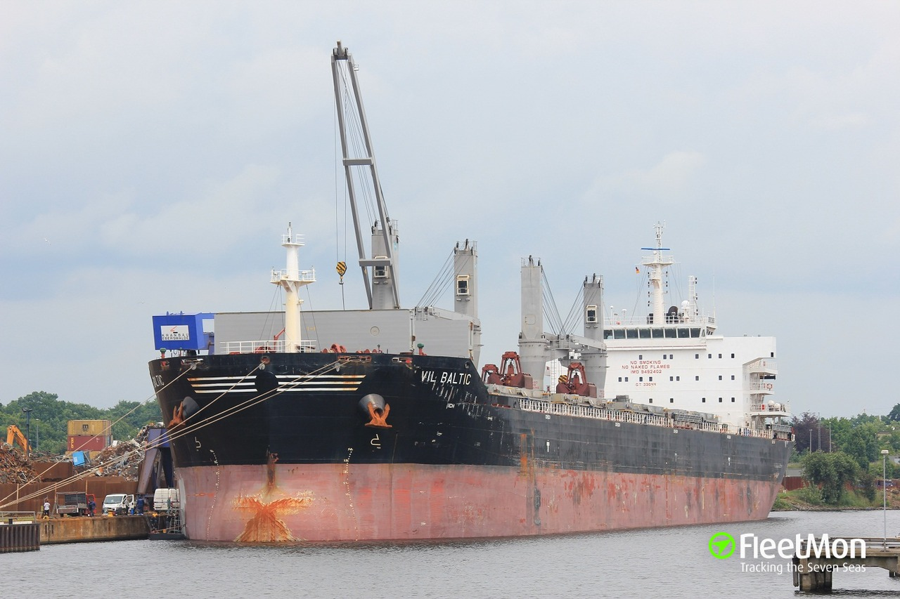 Vessel VIL BALTIC