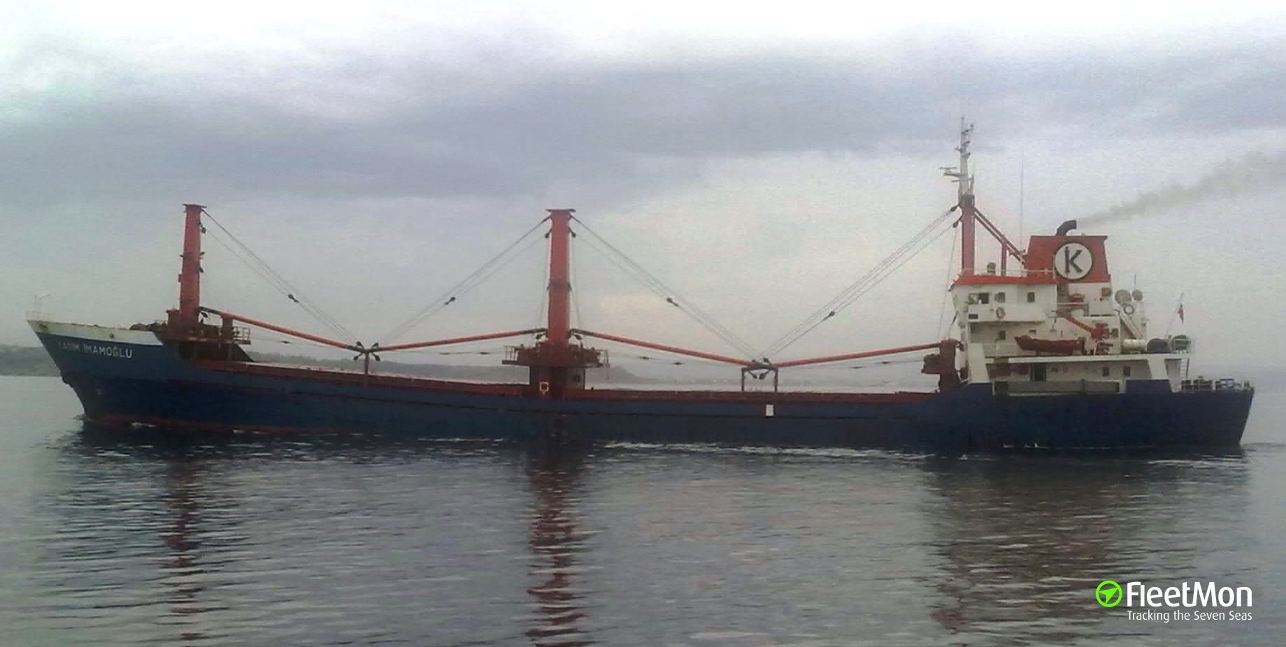 Greek attempt to intercept Turkish freighter is a shame to be condemned