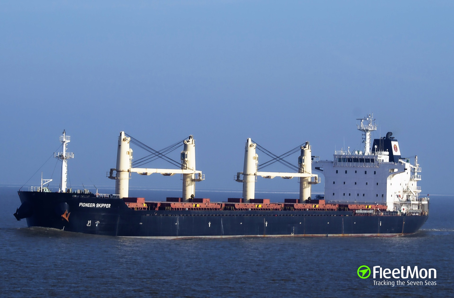 Bulk carrier APELLIS arrest