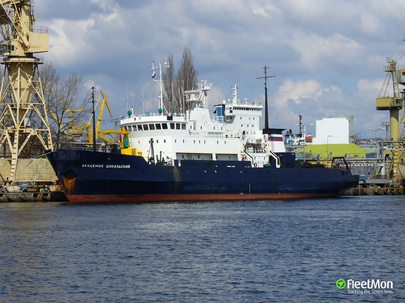 Finland-built research ship A. Shokalskiy trapped in Antarctic ice, no danger to vessel and people
