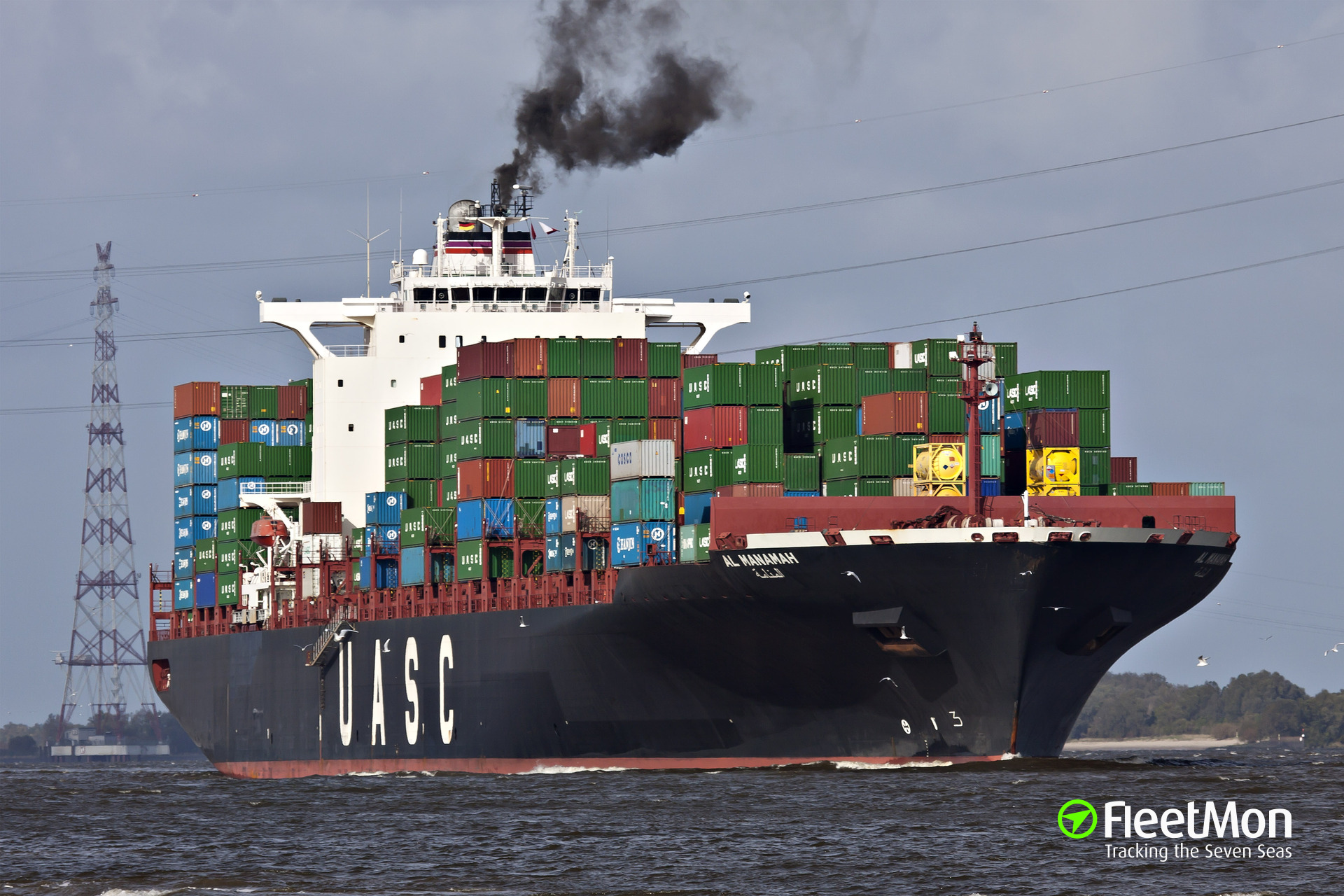 ​Evergreen Takes Slots on CSCL and UASC's Mediterranean – Far East Service