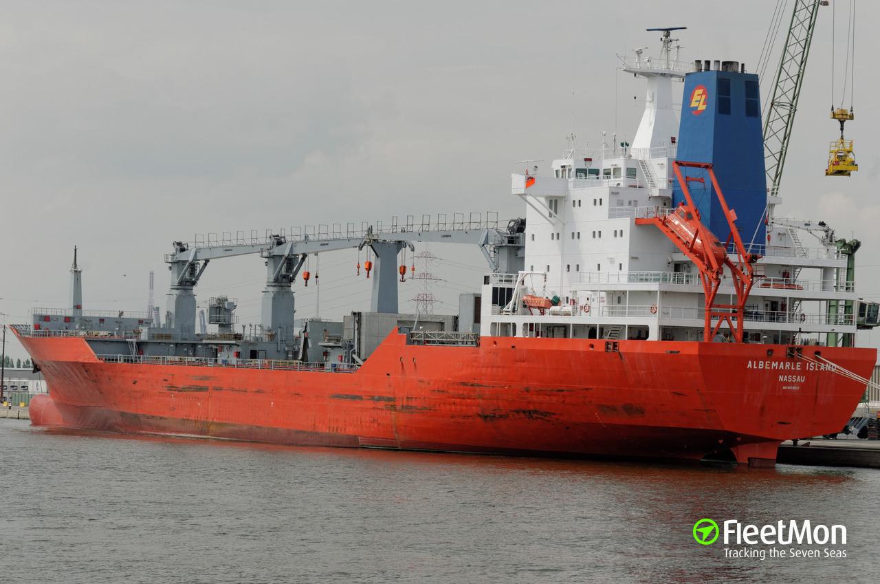 Albemarle Ship