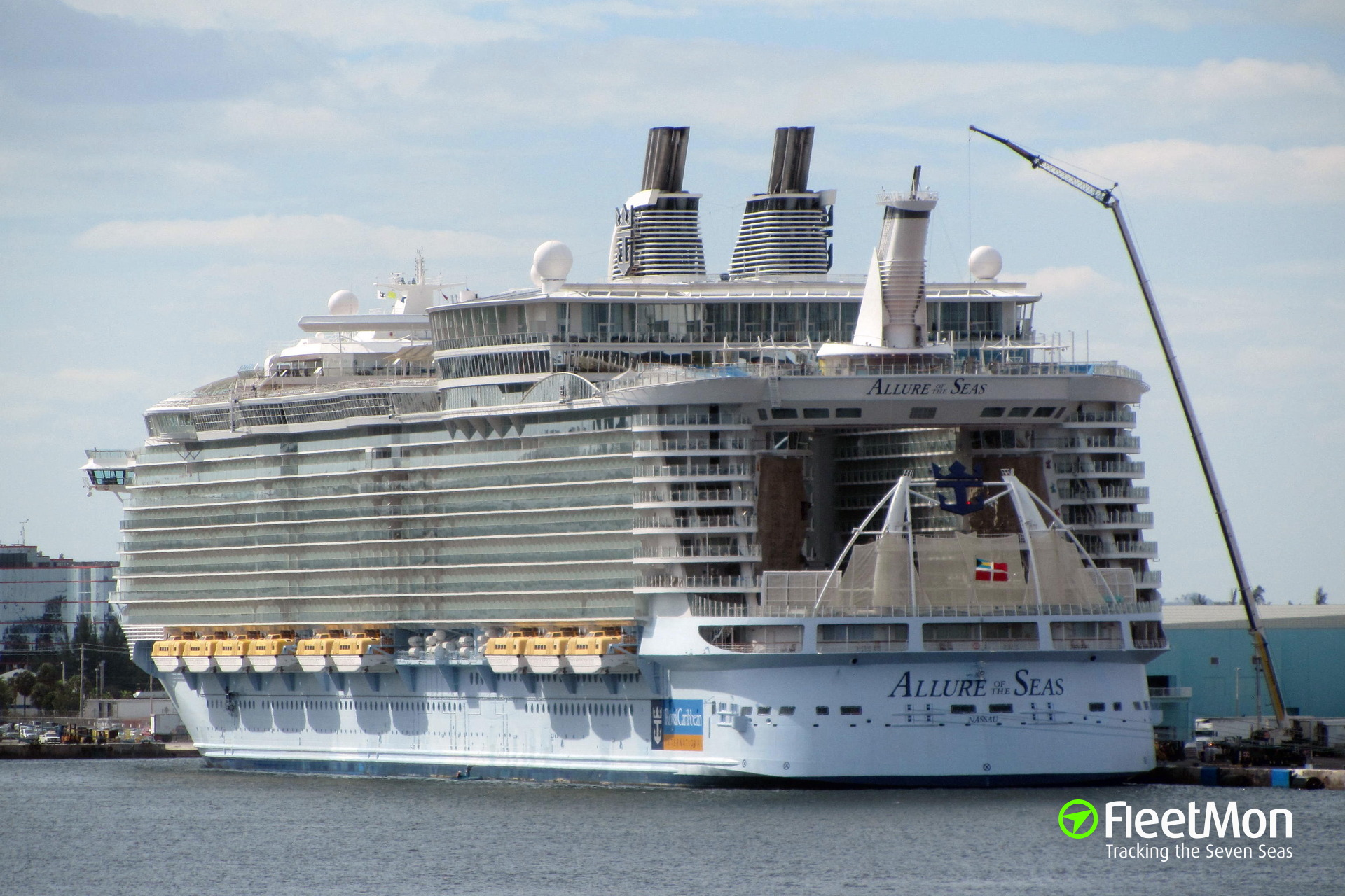 Allure of the seas passenger ship imo 9383948 - The allure of the modular home ...