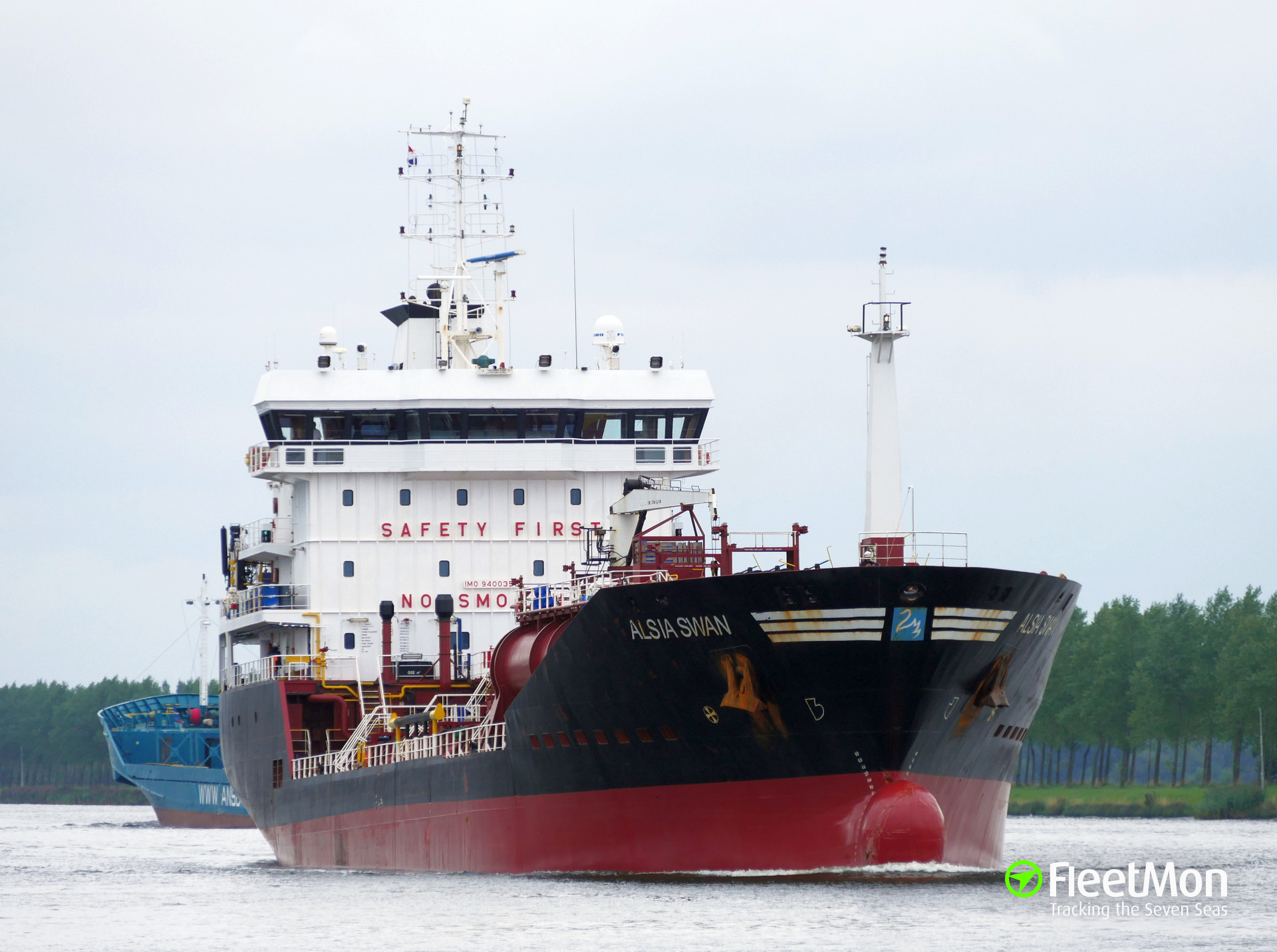 Product tanker disabled and adrift in North Atlantic