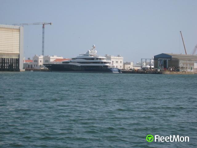 Vessel Amaryllis Yacht Imo 1010519 Mmsi 319036400