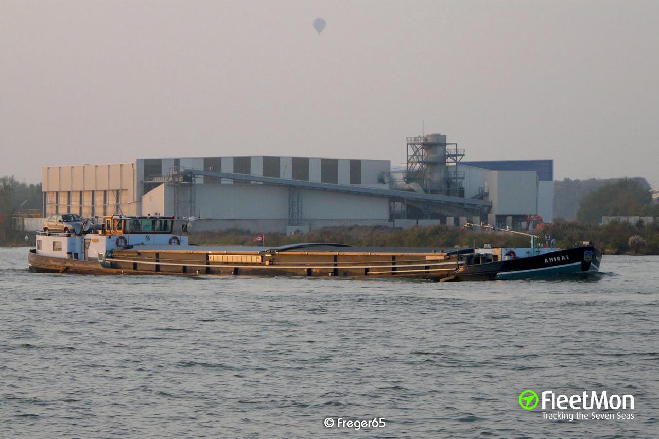 Vessel AMIRAL Ship IMO 20, MMSI 20