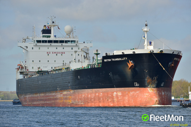 Vessel ANDREA VICTORY (Oil Products Tanker) IMO 9288849, MMSI 257358000