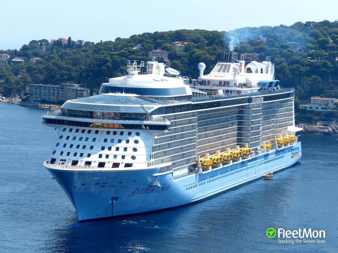Anthem Of The Seas Hamburg Cruise Net