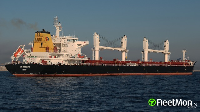 Tragic accident in South Atlantic on Croatian bulk carrier, 2 dead