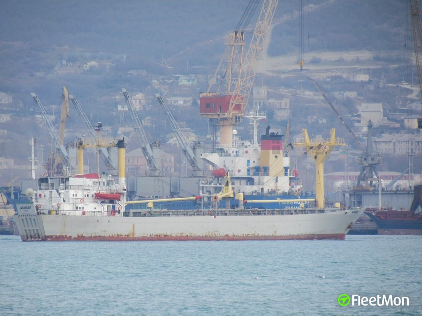 Three Syrian crew of m/v Ashraf asphyxiated, Oman