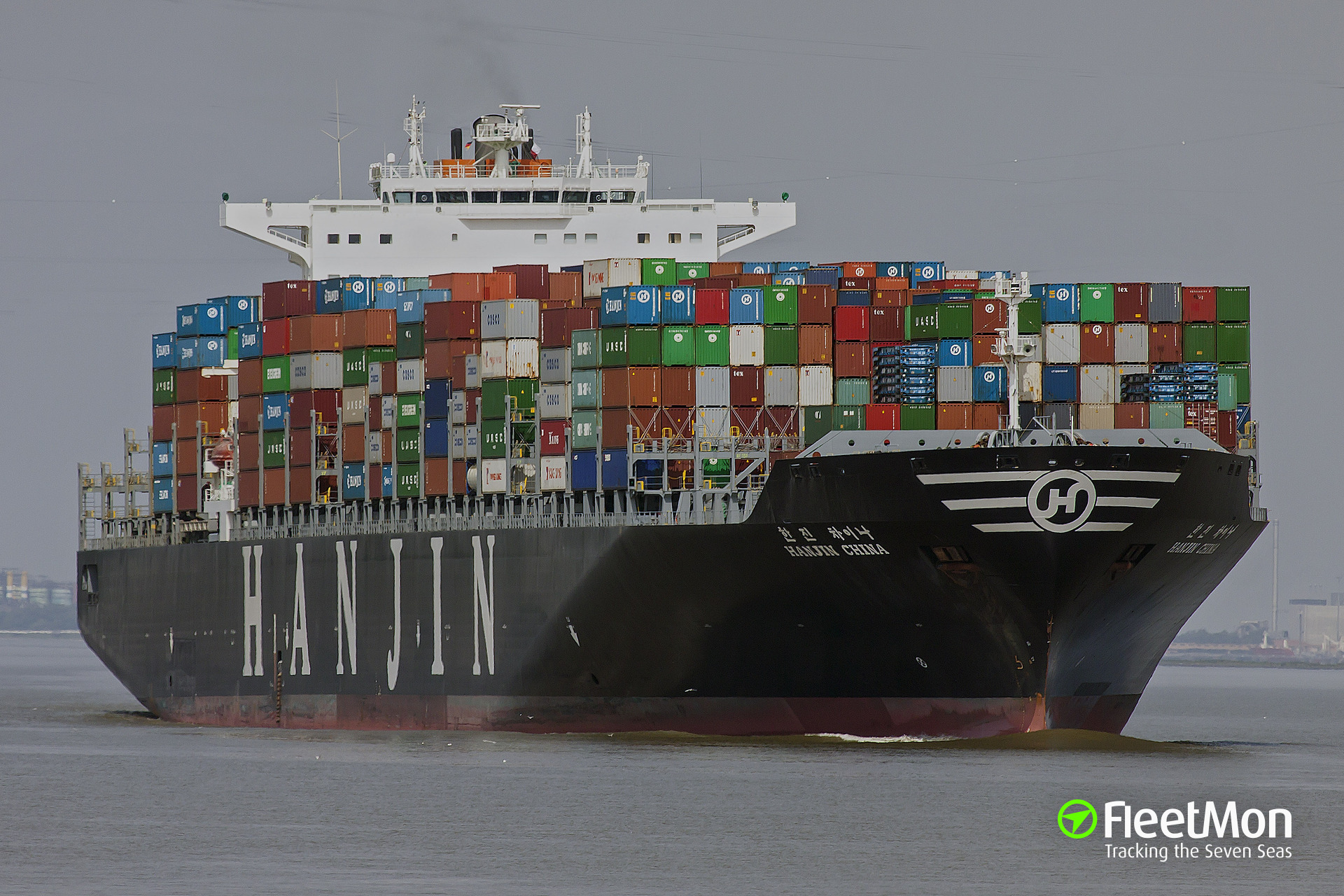 Hanjin Closes its Last Korea - Japan Service
