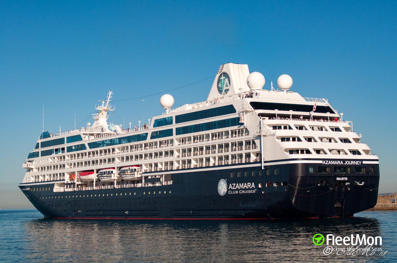 Azamara Journey Cruise Ship - Azamara Club Cruises Azamara ...