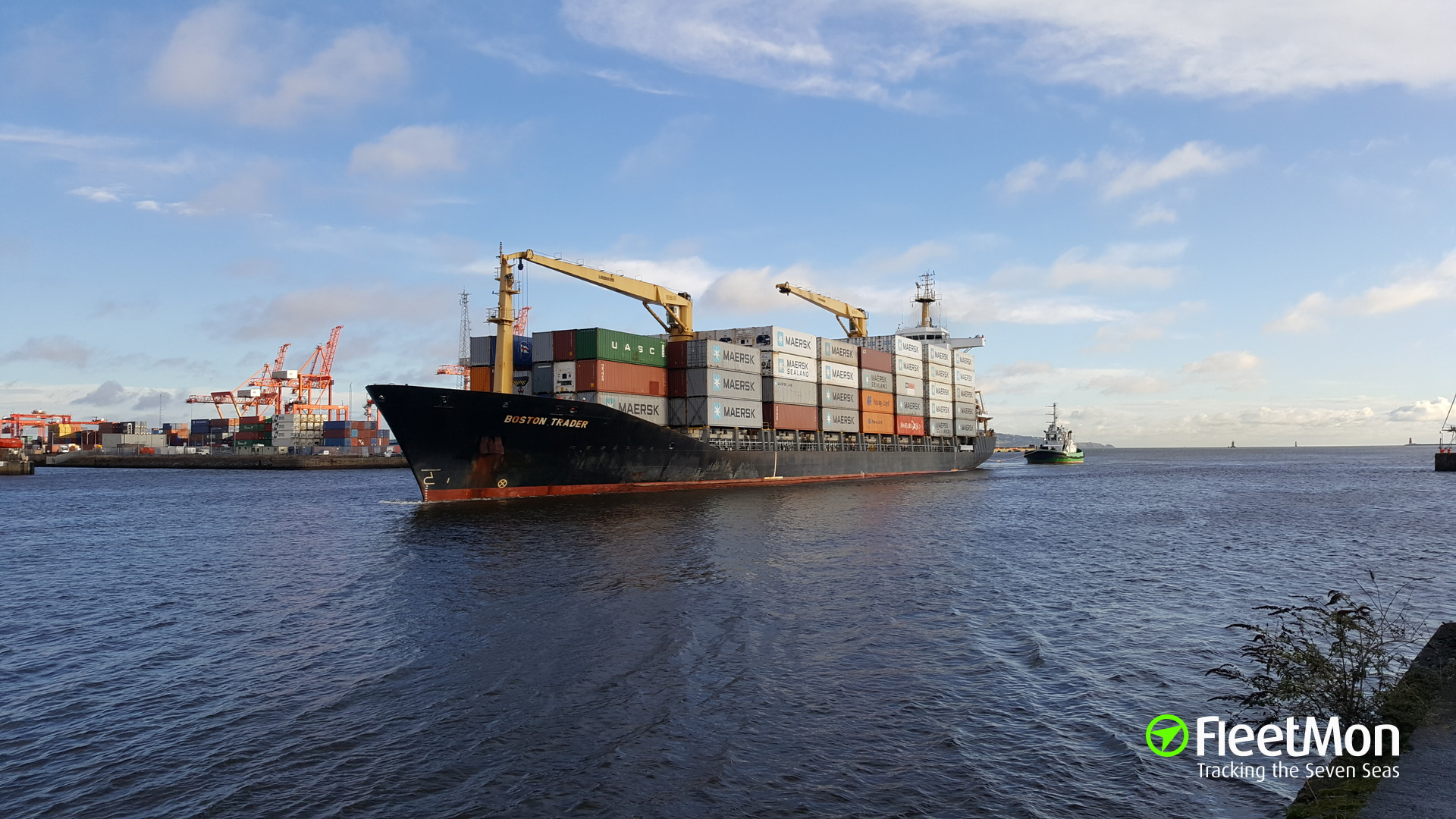 Maersk adds Florida to Centram loop through slots on Simatech USA