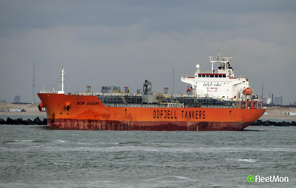 BOW SAGAMI (Chemical carrier) IMO 9379911