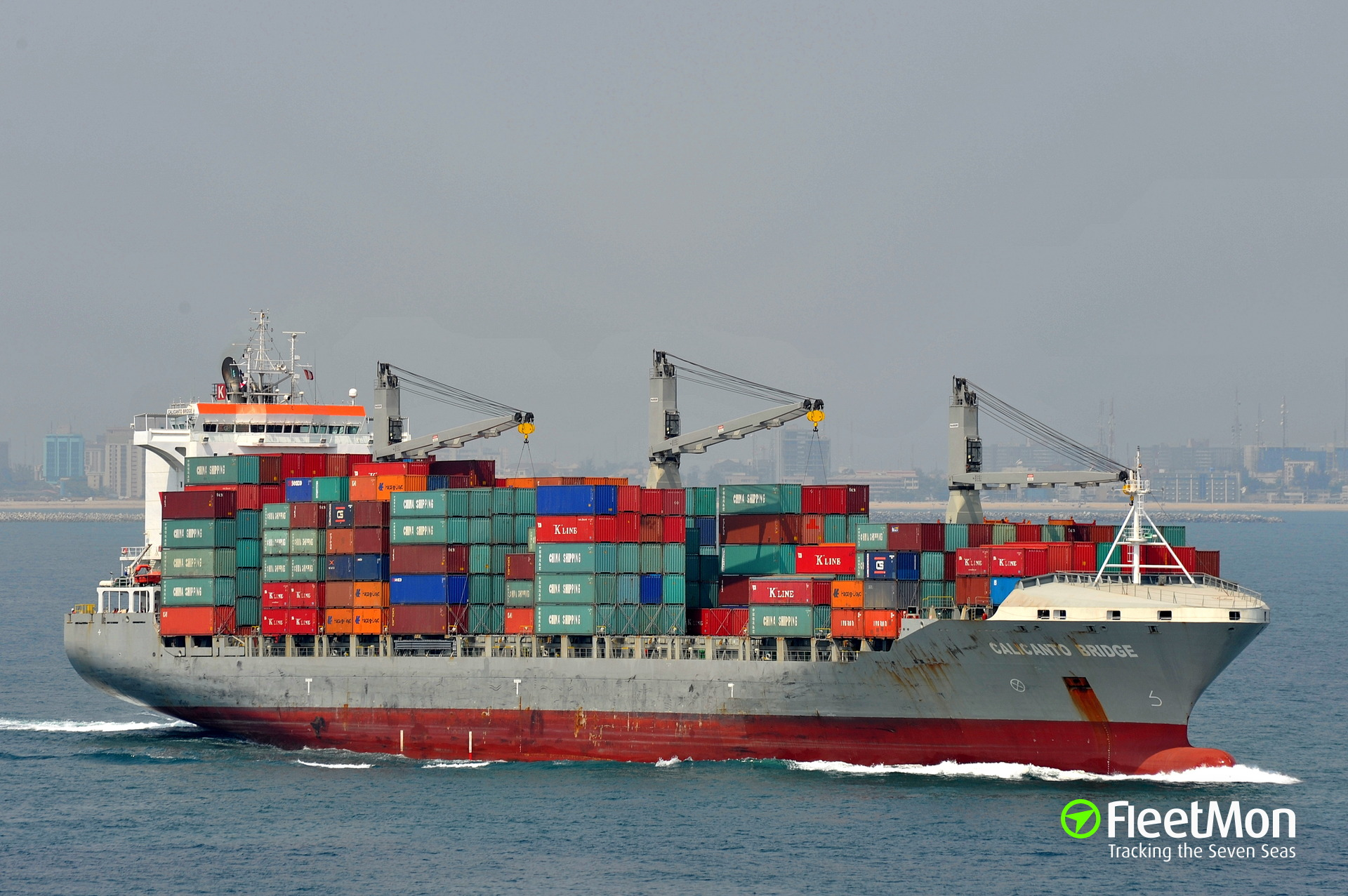 K Line and NYK Reorganize their Japan – Indonesia – Philippines Service